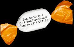 Zahnarztpraxis Dr. Frank Eisenhauer - Logo